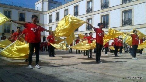 Lar de Noega - Intercambio Cultural Fundación Confucio - Lar de Noega