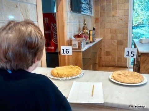 Lar de Noega - Lar de Noega premia las mejores tortillas  - Lar de Noega